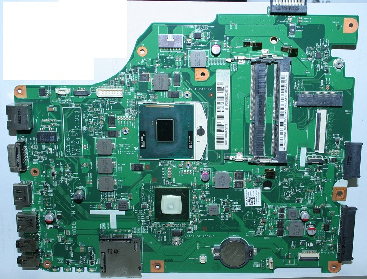Schemat Dell Inspiron N5050 Wistron DV15_HR (ENRICO CARUSO 15) 10316