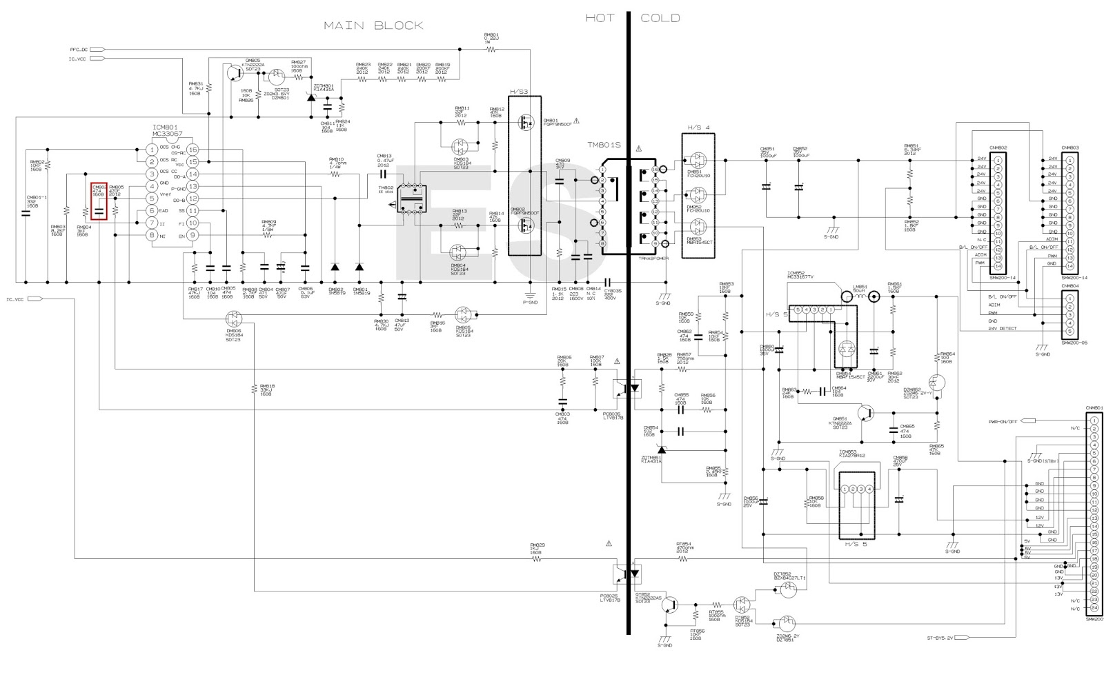 Attractive 450w Smps Circuit Diagram Illustration - Simple Wiring ...