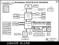 forum elvikom • schemat hp pavilion g62 g72 quanta ax3 ax5 ddr3,Wiring diagram,Wimbledon Ax35 Block Diagram